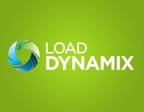 Load Dynamix logo by Bob Burks