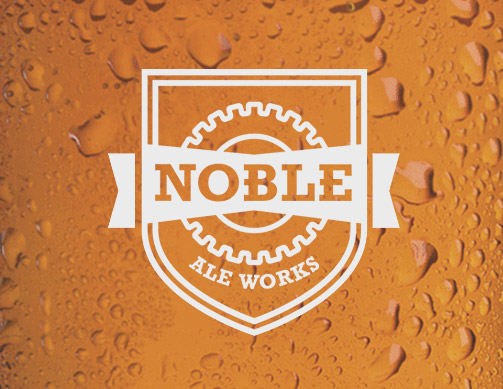 Noble logo by Bob Burks