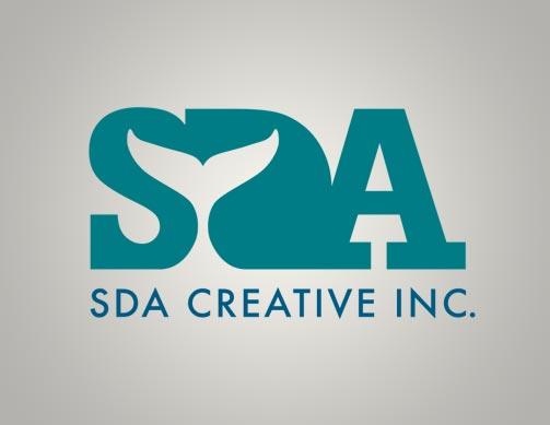 SDA Creative logo by Bob Burks