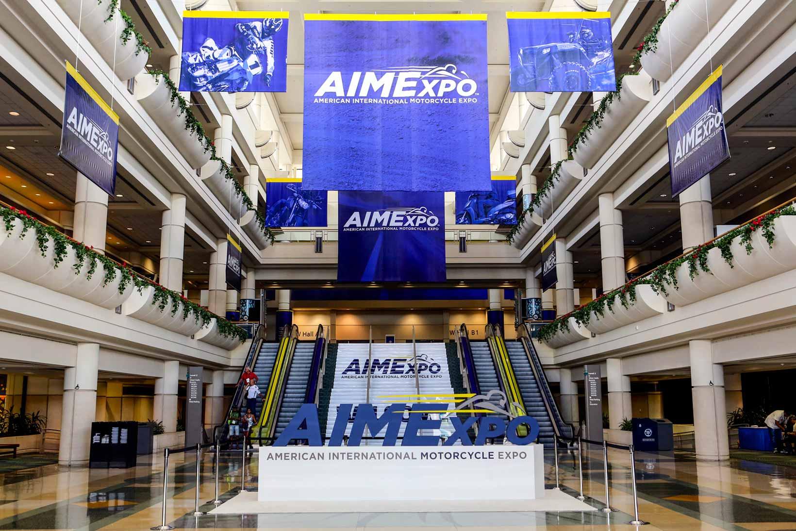 AIMExpo trade show design